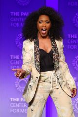 Angela Bassett At The Paley Center For Media's 2019 PaleyFest LA - '9-1-1' Presentation in Los Angeles