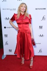 Courtney Love At The Daily Front Row's 5th Annual Fashion Los Angeles Awards in Beverly Hills