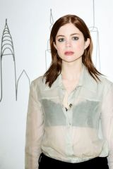 Charlotte Hope At Neiman Marcus Hudson Yards Party in New York City