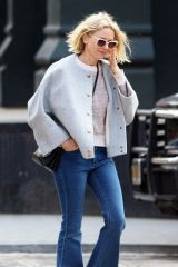 Naomi Watts and Liev Schreiber are pictured in New York City