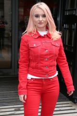 Grace Chatto At the BBC Radio 2 Studios, London