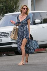 Nicky Hilton-Rothschild and her mother Kathy Hilton tend to some shopping on Melrose Place in West Hollywood