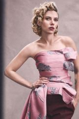 Scarlett Johansson - Vogue Magazine - April 2019