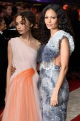 Thandie Newton At 'Dumbo' European Premiere at The Curzon Mayfair London