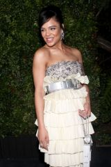 Tessa Thompson At Charles Finch & CHANEL 11th Annual Pre-Oscar Awards Dinner in Los Angeles