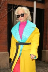 Rita Ora Leaving her hotel in New York