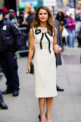Keri Russell Outside 'Good Morning America' in NYC