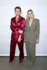 AJ Michalka & Aly Michalka At Flaunt And Chloé Celebrate A Change of Seasons with Charli XCX at The Jeremy Hotel in West Hollywood