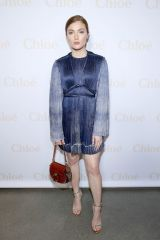 Skyler Samuels At Flaunt And Chloé Celebrate A Change of Seasons with Charli XCX at The Jeremy Hotel in West Hollywood