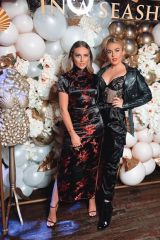 Perrie Edwards At In'A'Seashell launch party at Mahiki in London