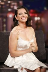Katie Stevens At Jimmy Kimmel Live