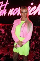 Katie Price AKA Jordan pictured meeting and Greeting fans while making a public appearance at the Fetch gay club in Norwich