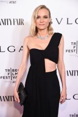 Diane Kruger At BVLGARI World Premiere of 'Celestial' & 'The Fourth Wave' in NYC