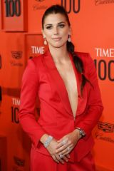 Alex Morgan At TIME 100 Gala 2019 in NYC