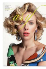 Scarlett Johansson - As If Magazine, Issue 15 2019