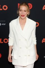 Piper Perabo At 'The Apollo' film premiere on Tribeca Film Festival opening night in NYC