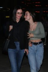 Courteney Cox At ArcLight Hollywood Theatre in Hollywood