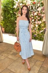 Adelaide Kane Joins Talita von Furstenberg in celebrating her first collection for DVF in Hollywood