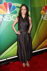 Sarah Wayne Callies At NBCUniversal Upfront Presentation in NYC