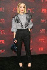 Sarah Paulson At 20th Century FOX TV/FX's 'American Horror Story: Apocalypse' FYC Event in Los Angeles