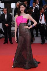 Sui He At 'The Best Years of a Life' premiere, 72nd Cannes Film Festival, France