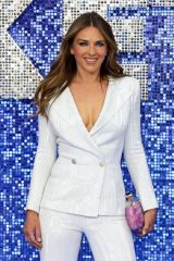 "Elizabeth Hurley At ""rocketman"" uk premiere in London"