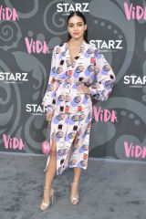 "Melissa Barrera At la premiere of starz' ""vida"""