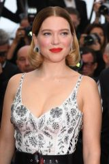 "Lea Seydoux At ""Oh Mercy!"" screening - 72nd Annual Cannes Film Festival"