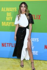 Chloe Bennet At Premiere of Netflix's ''Always Be My Maybe'' in Westwood