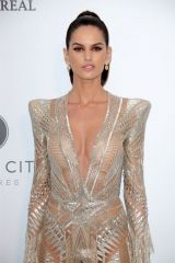 Izabel Goulart At amfAR Cannes Gala 2019 at Hotel du Cap-Eden-Roc in Antibes