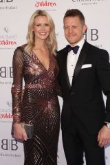 Jo Wilson Attends the Butterfly Ball 2019 at Grosvenor House in London
