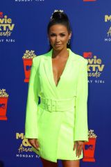 Scheana Shay Attends the 2019 MTV Movie and TV Awards held at Barker Hanga in Santa Monica