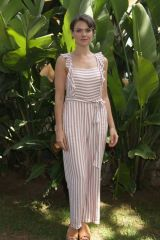 Erin Richards Attends the Filming Italy Sardegna Festival 2019 Day 3 Photocall at Forte Village Resort