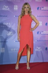 Denise Richards At 59th Monte Carlo TV Festival: TV Series Party in Monte-Carlo, Monaco