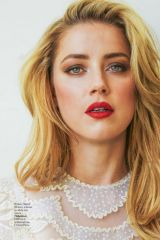 Amber Heard - Grazia Magazine Italy, June 2019