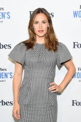 Jennifer Garner At 2019 Forbes Women's Summit at Pier 60 in New York City