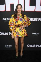 "Aubrey Plaza At ""Child's Play"" premiere in Hollywood"