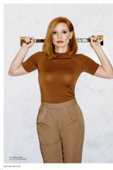 Jessica Chastain – Vanity Fair France July 2019 Issue