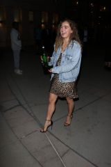 Haley Lu Richardson Outside the premiere of 'Child's Play' at ArcLight Hollywood Cinemas in Hollywood