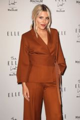 Mollie King At ELLE List VIP Party, The Petersham restaurant, London