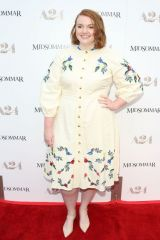"Shannon Purser Attends the premiere of A24's ""Midsommar"" at ArcLight Hollywood"