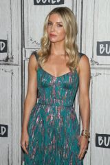 Annabelle Wallis At BUILD Series studio in New York City