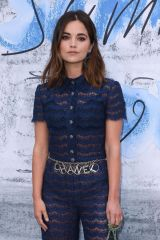 Jenna Coleman At Serpentine Gallery Summer Party in London