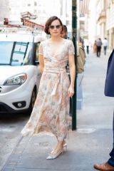 Daisy Ridley Out and about in New York