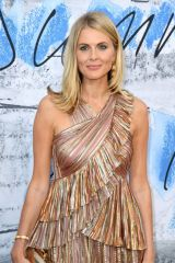 Donna Air Attends the Serpentine Gallery Summer Party at Hyde Park in London