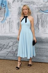Tanya Burr Attends the Serpentine Gallery Summer Party at Hyde Park in London