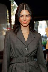Kendall Jenner At #MOVINGLOVE dinner in London