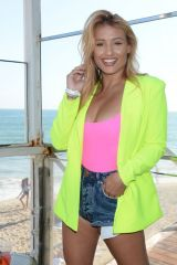 Montana Tucker At Instagram's 3rd Annual Instabeach Party in Pacific Palisades