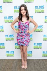 Laura & Vanessa Marano Visit 'Elvis Duran and The Z100 Morning Show' to discuss 'Saving Zoe' in NYC