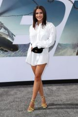 Denise Rodriguez At Fast & Furious Presents: Hobbs & Shaw in Hollywood